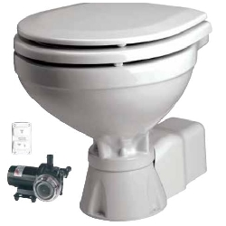 JOHNSON toilet Compact El/12V
