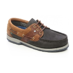 DUBARRY Clipper navy/brown str.10