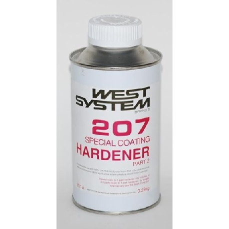 "WEST SYSTEM hærder 207 ""UV"" 290g"