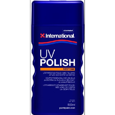 International UV Polish 500 ml.