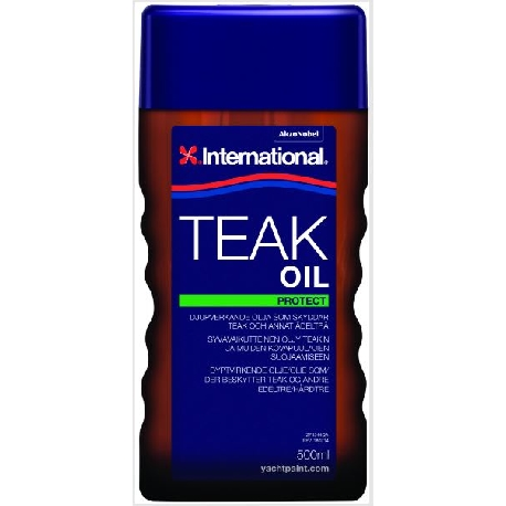 International Teak Oil 500 ml.