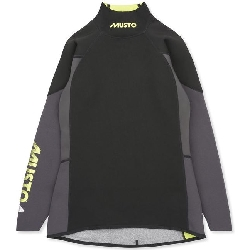 Foiling Neoprene Top FW Dark Grey/Black