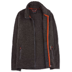 Bowman Fleece Jacket Charcoal/Black S