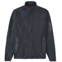 Crew Soft Shell jkt Black S