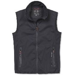 Crew Soft Shell Gilet Black S