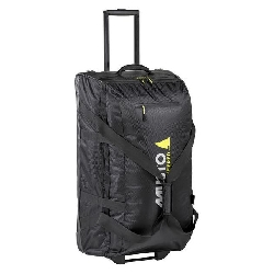 Ess Wheeled Clam Case 100L Black One Siz