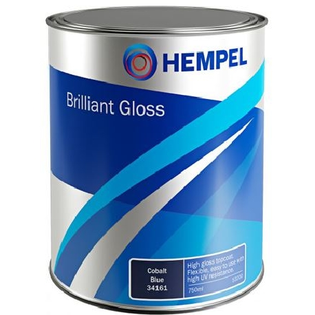 Brilliant Gloss colbalt blue 34161 750ml