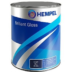 Brilliant Gloss flag blå 35141 750ml